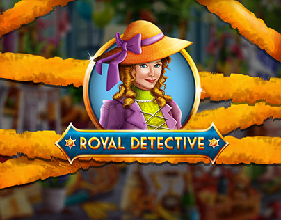Royal Detective - Hidden Object Game