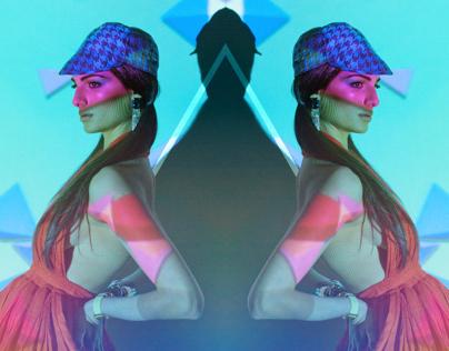 "Fashion Film ""Pyramid Girls"""
