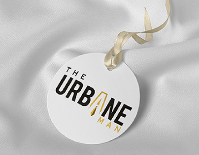 The Urbane Man Identity Branding