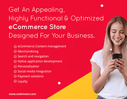 eCommerce Website Design Service