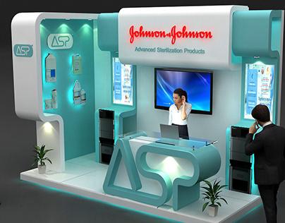 Johnson & Johnson _ ASP Booth