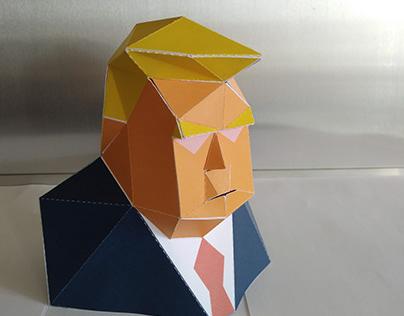 PaperCrat Trump