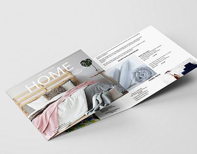 my cotton home brochure