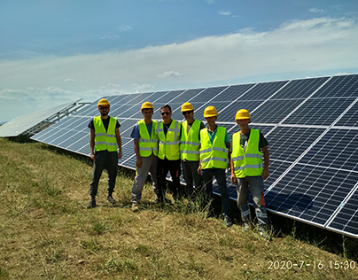 SOLAR PARK 1.5MWp