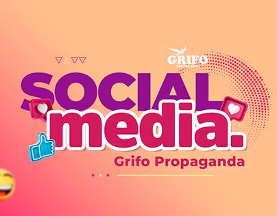 Social Media Grifo Propaganda 2019/2