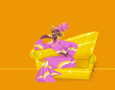 The Queen of Zuidoost