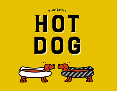 O Autêntico Hot Dog