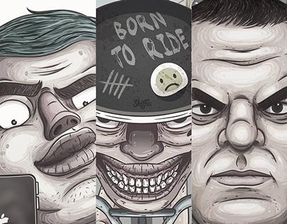 Illustrations 2014