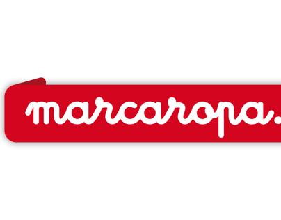 Logotipo para Marcaropa.com