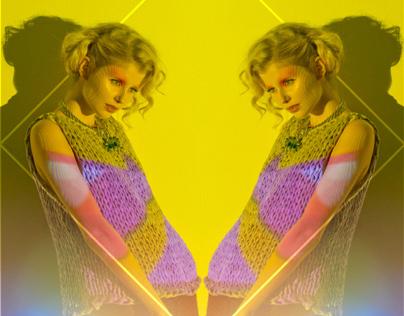 """Fashion Shoot """"Pyramid Girls"""""""
