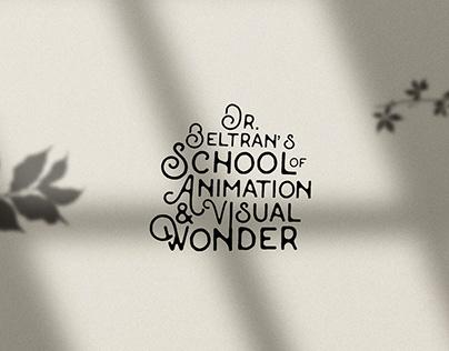 Animation School | Brand Design