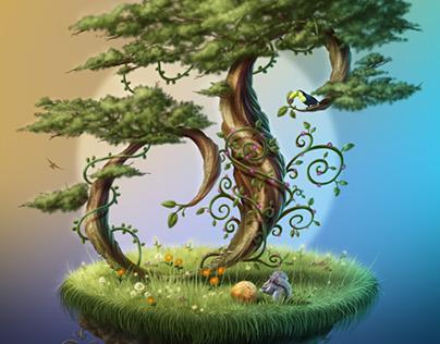 The Enchanted S Tree