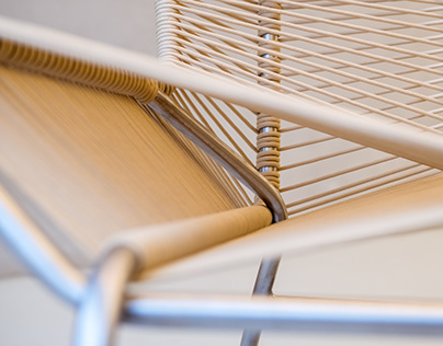 SU CHAIR - rope chair