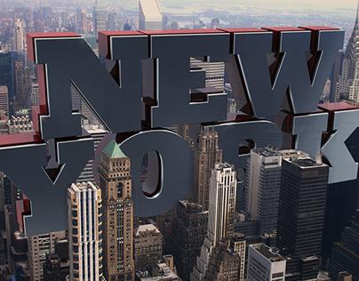 New York (studio practice)