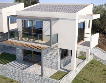 Residential complex for rent in Halkidiki - Greece