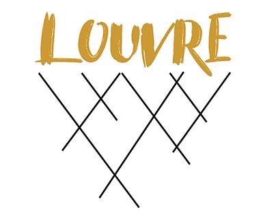 Louvre - Rebranding