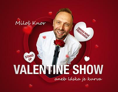 Miloš Knor - VALENTINE SHOW