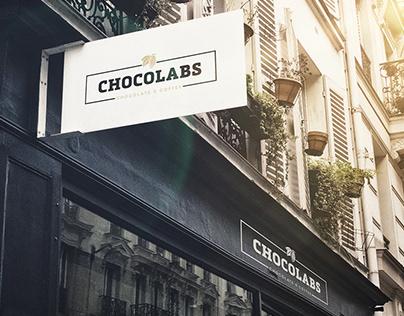 Chocolabs / Brand Design