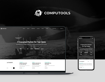 Computools — Website