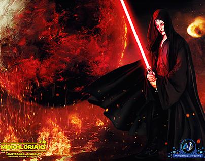 Photoset Star Wars - Games&Comics 2015