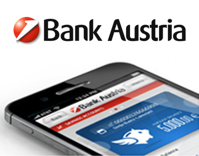 Bank Austria Mobile Application On Behance