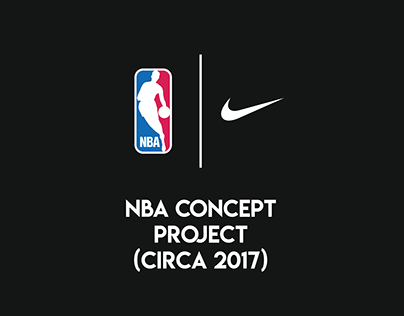 NBA Concept Project (Circa 2017)