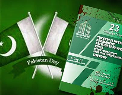 Resolution day of Pakistan