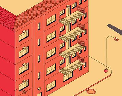 MicroMundo Ilustrado - Guía de Estilo Vectorial
