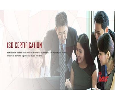 CE Marking Certification - IAS