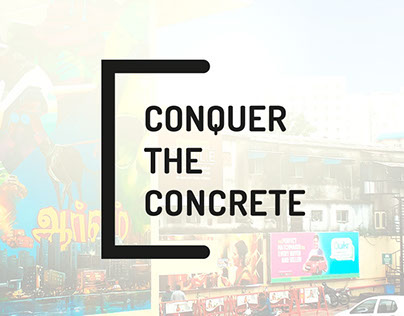 Street Art Chennai – CONQUER THE CONCRETE Website