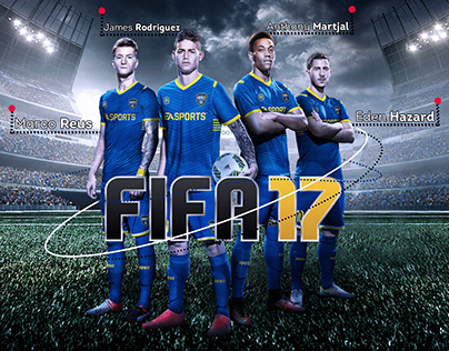 Fifa 17 Poster