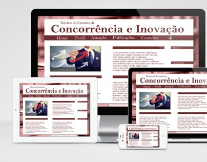Nucleo de estudos de concorrência e Inovação