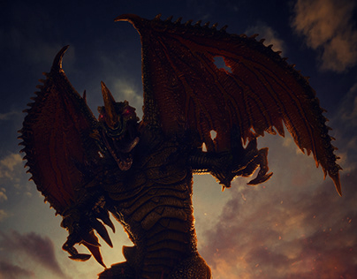 Berserker Dragon