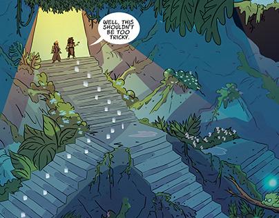 Reliquest: Jungle Temple