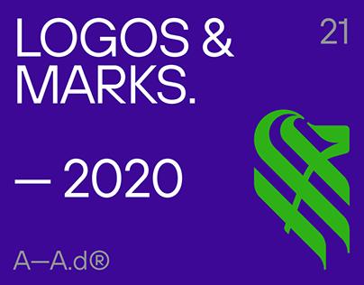Logos — 2020 / 21.