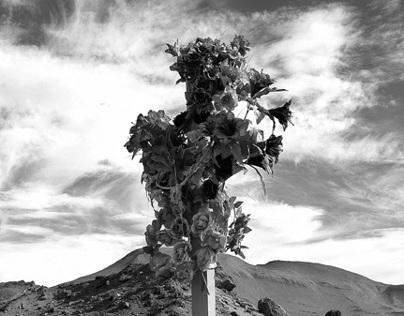 Cenotafios de Atacama, II región, Chile.
