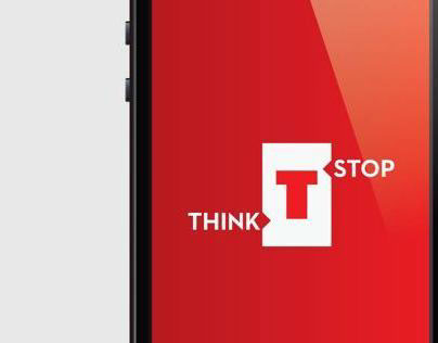Think stop campaign