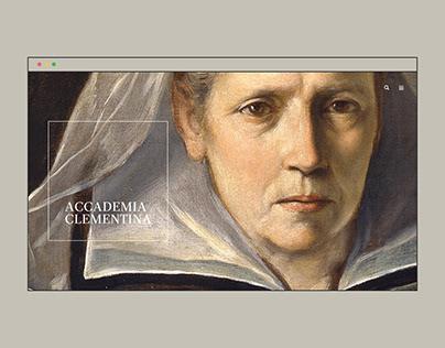 Accademia Clementica - sito web