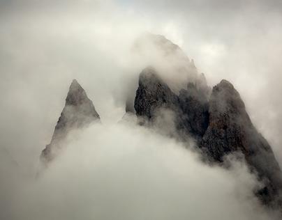 The Tops. Mountain giants.