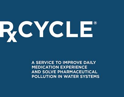 RxCYCLE 01 - Branding
