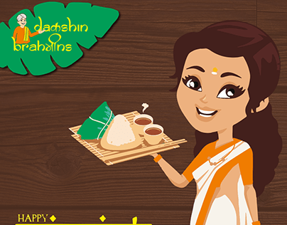 Dakshin Brahmins Restaurant-Social Media Posts