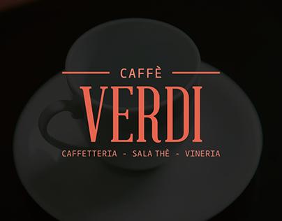 Caffè Verdi | Caffetteria - Sala Thè - Vineria