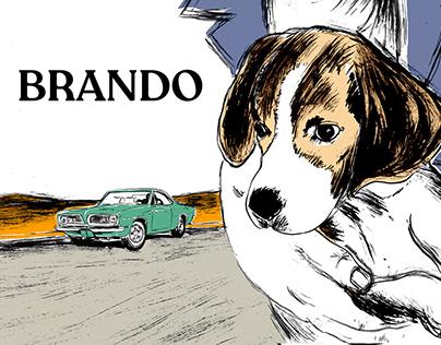 BRANDO Film Dossier Illustrations