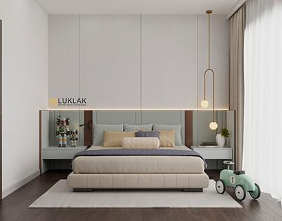 Phòng ngủ Con trai - Parkcity