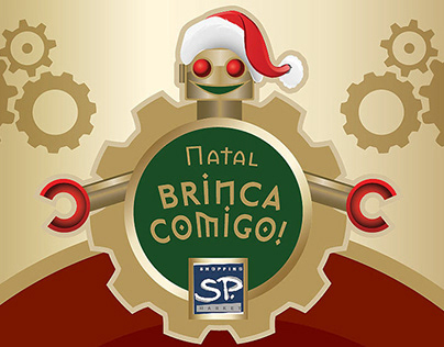 Shopping SP Market | Evento Natal - Brinca Comigo!