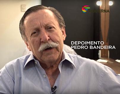 #VideoMaker - Brazilian Writer Pedro Bandeira.