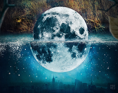 Another story about the Moon