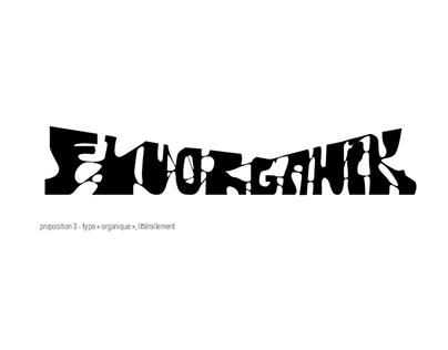 FluOrganik - Logos