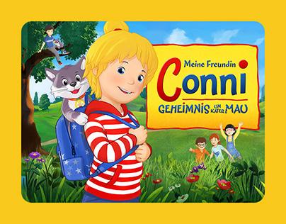 Meine Freundin Conni - Digital Ads