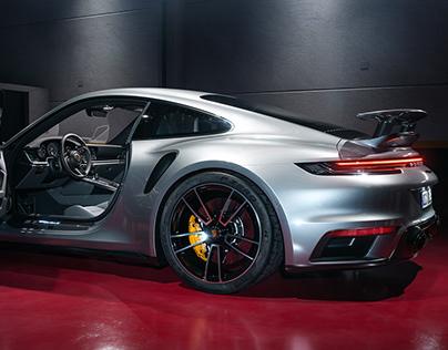 Porsche 911 Turbo S - FULL CGI